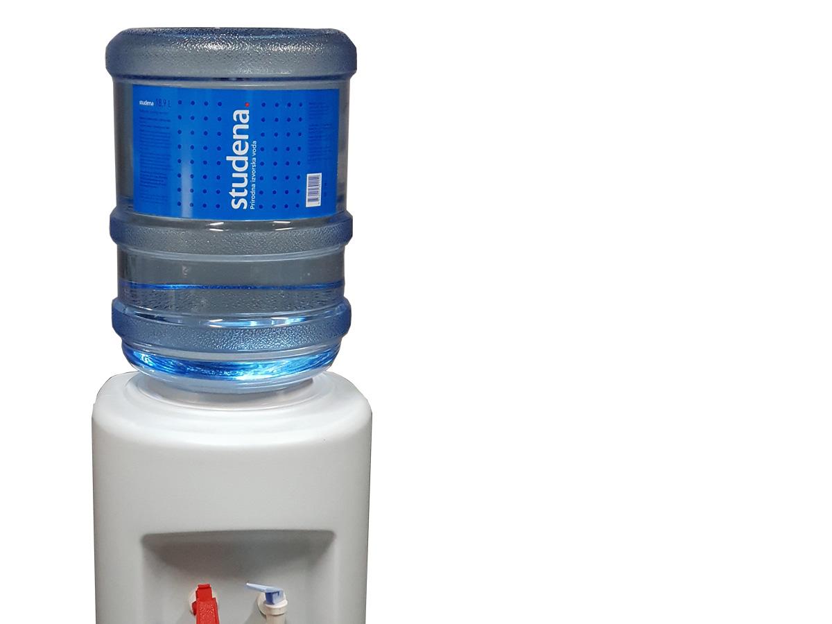 izvorska voda